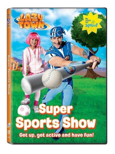 Lazy Town: Super Sports Show W/Fitness Dvd [DVD] [Region 1] [NTSC] [US Import]