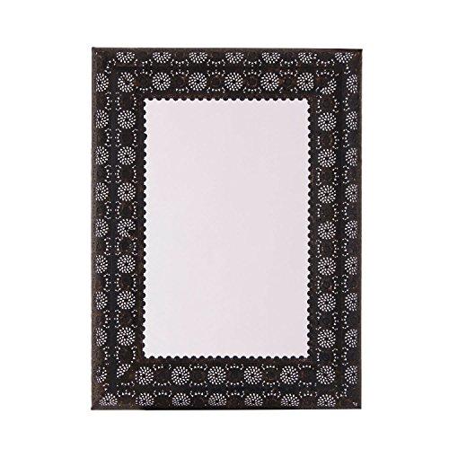 Vical-Home-19699-Espejo-rectangular-color-negro