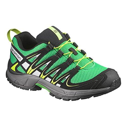 Salomon Xa Pro 3d J, Chaussures de trail mixte enfant Black
