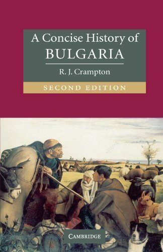 A Concise History of Bulgaria (Cambridge Concise Histories) 2nd (second) Edition by Crampton, R. J. published by Cambridge University Press (2006)