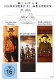 Glorreiche Western 3 DVD Box - best of - Zwei glorreiche Halunken, Die glorreichen Sieben, Die Rückkehr der glorreichen Sieben