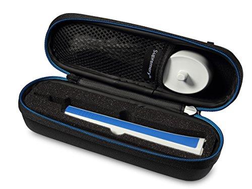 Supremery Poche pour Oral-B Pro 600 690 Boîte Coquille de Protection Étui Sacoche de Transport