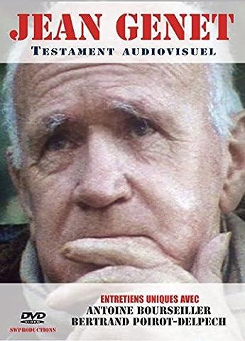 Dvd Delpech - Jean Genet Testament