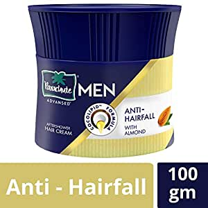 Parachute Advanced After Shower Anti Hair Fall Hair Cream With Almond Hair Cream, 100g