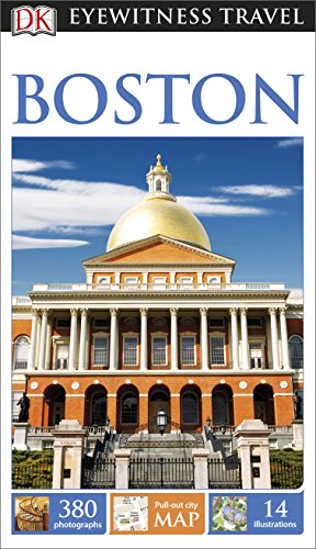 DK Eyewitness Travel Guide. Boston