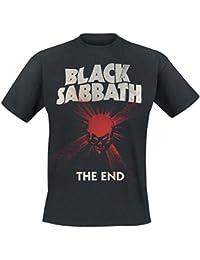 Black Sabbath The End Skull T-shirt noir M