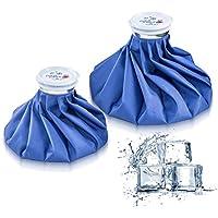 Ice Tasche Packungen von 2–wiederverwendbare Hot & Cold Packs lindert Schmerzen Schmerzen 2Größen (23/28cm) preisvergleich bei billige-tabletten.eu