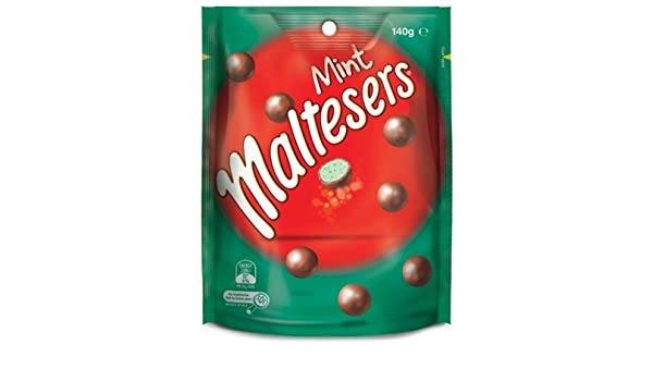 Image result for mint maltesers