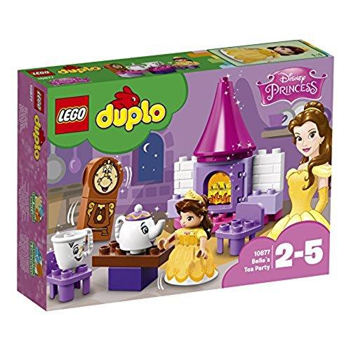 LEGO DUPLO Princesa - Lego Fiesta de té de Bella (10877)
