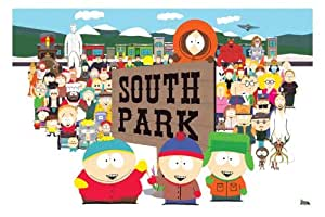 South Park - Opening Sequence - Maxi Poster - 61 cm x 91.5 cm