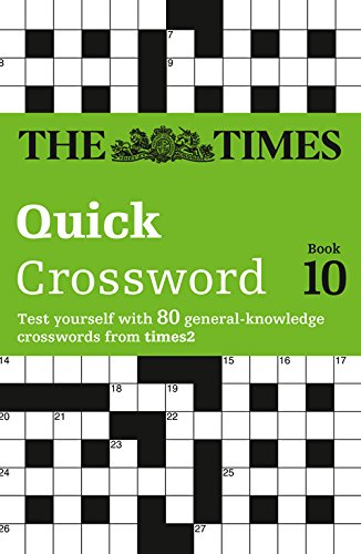 The Times Quick Crossword Book 10: Bk. 10