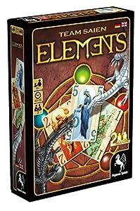 Pegasus Juegos 18280g-Elements, Tarjeta Juegos