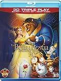 La bella e la bestia(edizione speciale triple-play) (Blu-ray+Blu-ray 3D+Disney e-copy) [Italia] [Blu-ray]