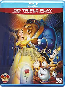 La bella e la bestia (edizione speciale triple-play) (+DVD+Disney e-copy)