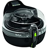Tefal ActiFry 2-in-1 Low Fat Healthy Fryer, 1.5 kg - Black