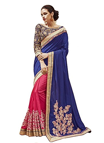 Magneitta Women\'s Clothing Sarees for women latest Color Sarees collection in latest Sarees with designer Blouse Piece free size beautiful bollywood Sarees for women party wear offer designer Sarees