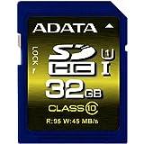 A-Data Carte mémoire Premier Pro classe 10 32Go