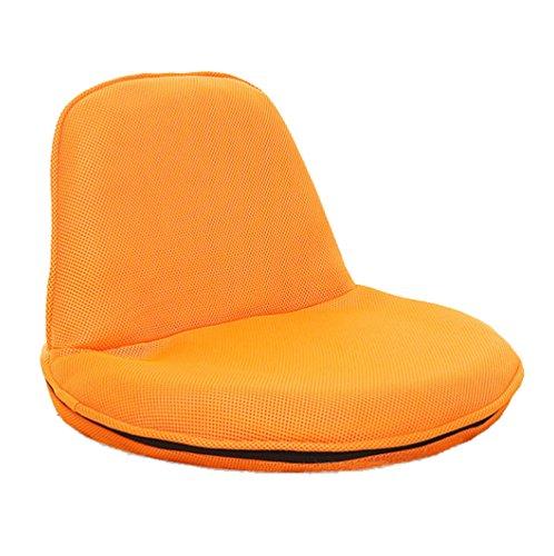 L-R-S-F Liege Sofa, Portable Folding Schlafsaal Nachttisch Rückenlehne Kleiner Stuhl, Japanisch Single Person Lazy Bajonett Sofa ( Farbe : 2# )