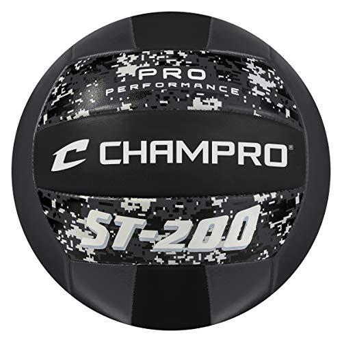 Champro Sport st-200Strand Volleyball, Camo Schwarz