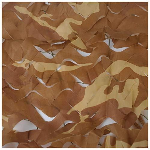Carl Artbay Markisenplane Desert Camouflage Net Camouflage Net Camo Netting Oxford Stoffjagd Schießen Versteckte Campingzelt Versteckte Bühne Hintergrund Gerät Terrasse Markise Camouflage Tarnnetz