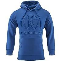 FC Schalke 04 FC Gelsenkirchen-Schalke 04 EV Fanartikel Kapuzen-Sweat 1904 Gr L