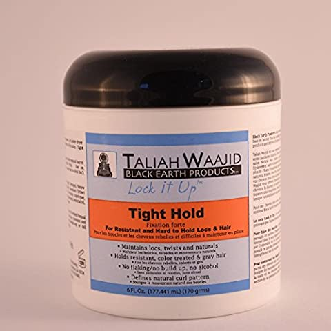 Taliah Waajid - Taliah Waajid Lock it Up–Tight Hold 6oz