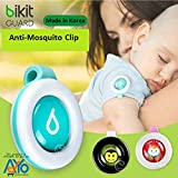 Adyo Mosquito Repellent Badge (Clip Type) |Natural Citronella Repellent for Outdoor & Indoor | Kids & Adult Mosquito & Insect Protection