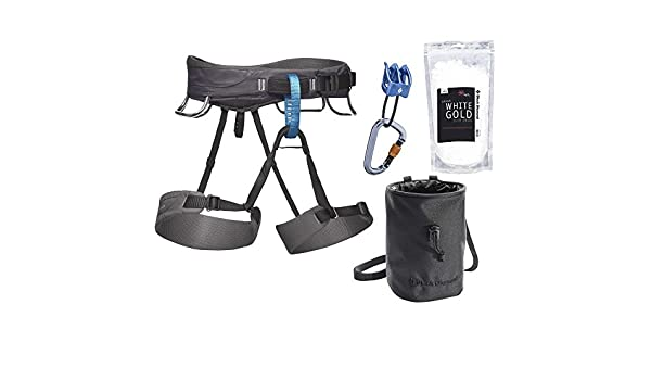 Black Diamond Momentum Ds Klettergurt : Black diamond herren momentum package kletterset amazon sport