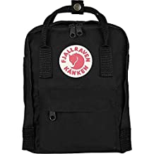 Fjallraven Kanken Mini Backpack Black 7L by Fjallraven