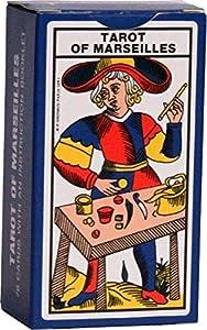 France Cartes - Juego de Cartas del Tarot, 78 Piezas, versión en francés (394124)