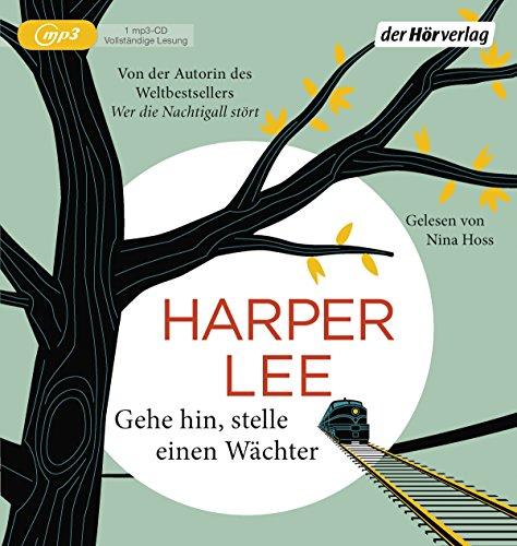 Buchseite und Rezensionen zu 'Gehe hin, stelle einen Wächter' von Harper Lee