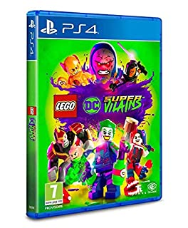 Lego DC Super Vilains - Exclusif Amazon (B07HPVLGLY) | Amazon Products