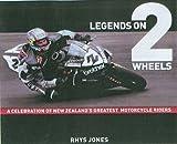 Legend on Two Wheels (Celebrity Portrait Series)