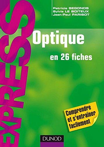 Optique : En 26 fiches (Express)