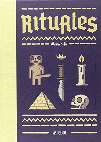 Portada del libro Rituales (Sillón Orejero)