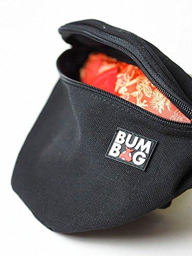 Bumbag - Riñonera Negro Shalin Basic