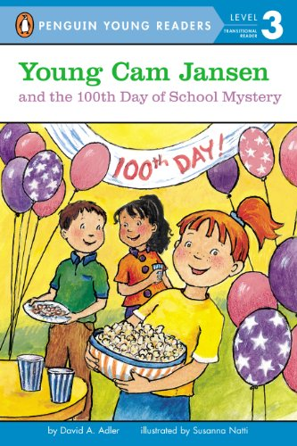 Young Cam Jansen and the 100th Day of School Mystery (English Edition)