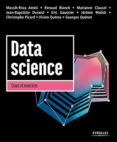 Data science : cours et exercices par Jean-bapstist Durand