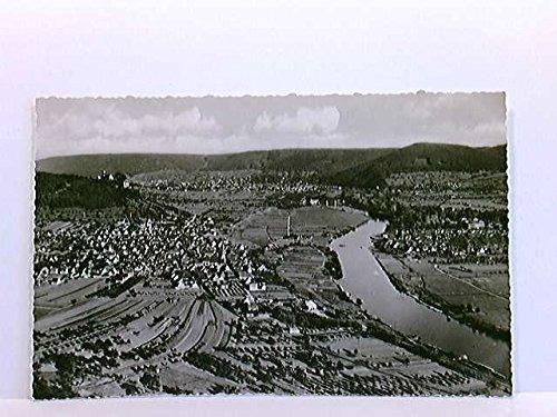 Ak Kloster Engelberg; Groß- u. Klein-Heubach, Miltenberg; Luftbild; ungelaufen