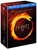 The Hobbit 3D Trilogy: Complete Film Series 1-3 - Limited Numbered Edition Blu-ray / DVD Box Set