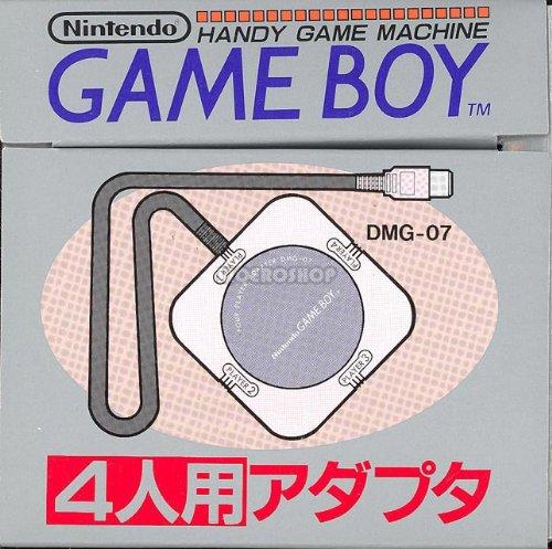 4 Players-Adapter für Nintendo Game Boy [JP Import]