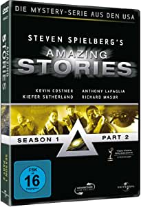 Amazing Stories - Season 1 Part 2 (DVD)