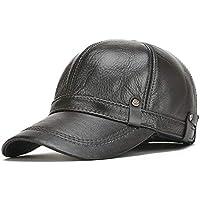 Amazon.es  gorra de cuero - Sombreros y gorras   Hombre  Deportes y ... 9a394a6ec80