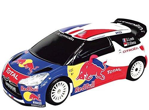 Nikko - 160 166 C - Radio Commande - Voiture - Citroën DS3 WRC Abu Dhabi -...