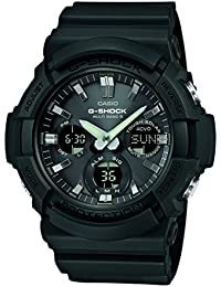 Casio G-Shock GAW-100B-1AER Men Watch, Black