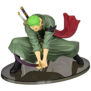 Vol.5 Roronoa Zoro ONE PIECE one piece molding SCultures BIG king showdown at the summit (japan import) 6