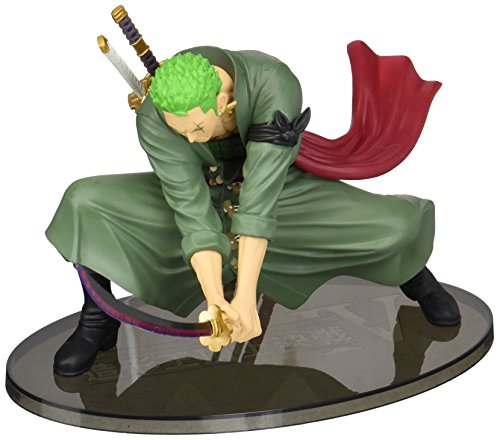 Vol.5 Roronoa Zoro ONE PIECE one piece molding SCultures BIG king showdown at the summit (japan import) 1