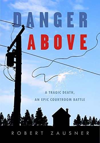Danger Above: A Tragic Death, and Epic Courtroom Battle by Robert Zausner (2016-05-15)