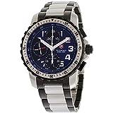 Victorinox Alpnach 241194 - Reloj cronógrafo automático para Hombre, Correa de Acero Inoxidable (cronómetro)