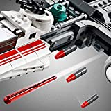 LEGO 75249 Star Wars Resistance Y-Wing Starfighter Battle Starship Building Set, The Rise of Skywalker Movie Collection, Multicolour